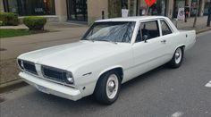 Plymouth Valiant 1968  Maintenance/restoration of old/vintage vehicles: the material for new cogs/casters/gears/pads could be cast polyamide which I (Cast polyamide) can produce. My contact: tatjana.alic@windowslive.com