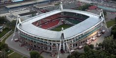 Lokomotiv Stadium - Lokomotiv Moscow
