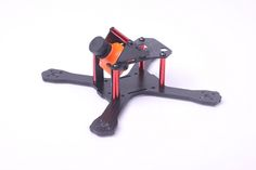 140mm X Size Micro FPV Quadcopter CF Frame Kit 4S Capable [140-2 Frame] - $22.58 : One-stop, online shop for RC Drone,FPV,accessories at www.lapdrone.com