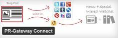 Die gezielte #BlogPromotion wird zur entscheidenden Disziplin, um mehr Leser für den eigenen Blog zu generieren. Die Social Media sind wichtige Kanäle, um neue Blogbeiträge weitreichend zu kommunizieren. Das #WordPress #Plugin PR-Gateway Connect vereinfacht das #BlogMarketing in den Social Media. Mit einem Klick teilen Blogger ihren Blogbeitrag, direkt vom Backend ihres Blogs, mit ihren Fans und Followern auf den #SocialMedia: https://wordpress.org/plugins/pr-gateway-connect/