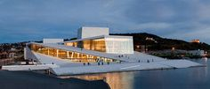 800px-Full_Opera_by_nightOslo Opera Binası