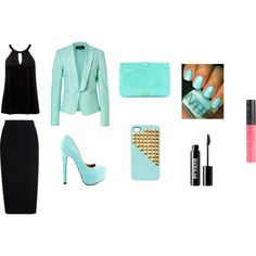 """dinner"" by nneuphtalie on Polyvore"