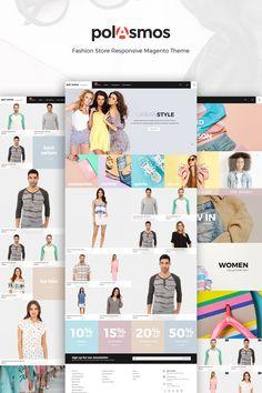 Polasmos - Fashion Store Magento 2 Theme