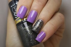 grape fizz nails #nail #nails #nailart