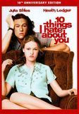 10 Things I Hate About You [10th Anniversary Edition] [DVD] [1999]