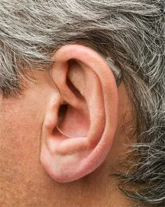 Amplisound's Quell device for tinnitus fits inside the ear. - Trusted information regarding tinnitus, additionally links to trusted strategies just a step away : mytinnitus.org
