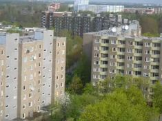 Sightseeing Hamburg Germany, Multi Story Building