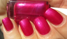 Brand: Essie // Collection: Spring Resort 2012 // Color: Sure Shot // Blog: ommorphia Beauty Bar