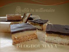 """Une merveille cette recette , une gourmandise """"Made in England"""" qui se déguste par plaisir et se partage entre amis ! dénichée sur le merveilleux blog """"Des tartes et des gâteaux """" voici la recette copiée collée pour un moule carré de 200 mm de côté et..."""