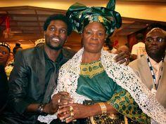 Indira Kobi's Blog: Family Drama: Emmunuel Adebayor's War With Family ...