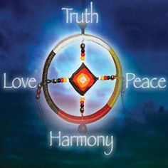 Image detail for -Native American Medicine Wheel Teaches Peace, Harmony, Love & Truth ...