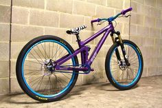 MTB Slope Style Bike Blackmarket Killswitch