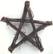 Making Twig Stars/Pentagrams « Ooffoo marketplace and community