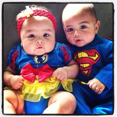 0ffcaea84ae77 29 Best Twin Baby Halloween Costumes! images in 2014 | Baby twins ...
