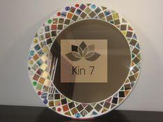 Kin 7 deco: Espejos mosaiquismo