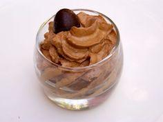 Mousse au chocolat au lait (au siphon), Recette par PtitecuisinedePauline - Ptitchef