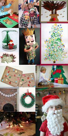 15 Ideas for a Crafty DIY Christmas