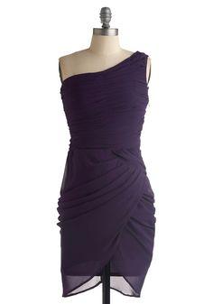 Drape Soda Dress   Mod Retro Vintage Dresses   ModCloth.com
