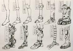 Fantasy Character Design, Character Design Inspiration, Character Art, Mechanical Art, Mechanical Design, Design Reference, Art Reference, Robot Sketch, Robots Drawing