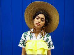 Editorial Tarsila do Amaral - Foto, produção e roupas feitas por mim - Laiany Nunes
