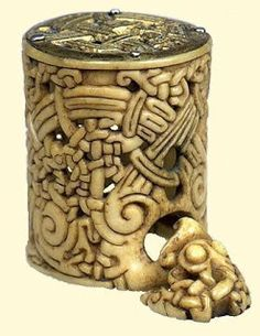 Cajita de San Isidoro, del Museo de la Colegiata de San Isidoro de León. Arte vikingo de finales del siglo X. Iconos Medievales