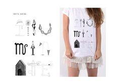 Creative Minds, en colaboración con El Corte Inglés  Proyecto de Indita Karina, alumna de la Escuela de Moda del IED Madrid.