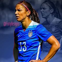 """Alex Morgan