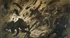 Ww1 Art, Dark Paintings, Rare Historical Photos, Military Drawings, Flesh And Blood, Grand Palais, World War One, Art Graphique, Modern Warfare