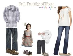 Fall #family photo outfits