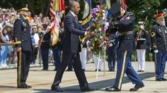 """Memorial Day 2015: 5 Quotes From President Obama .. 