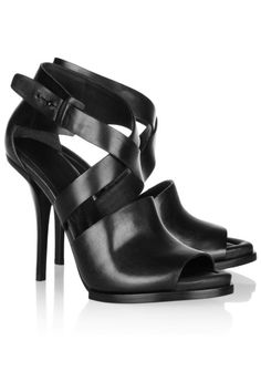 Leather Sandals by Alexander Wang