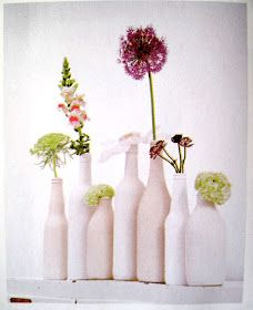 le petit Yaka moderne: bouteilles et pots de verre : déco maxi effet - partie 2