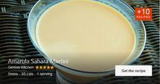 Make and share this Amarula Sahara Martini recipe from Food.com. Available via geniuskitchen.com. Martini Recipes, Glass Of Milk, Drinks, Food, Beverages, Essen, Drink, Beverage, Yemek