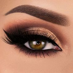 The Perfect Smokey Eye Makeup for Your Eye Shape ★ See more: http://glaminati.com/smokey-eye-makeup-eye-shape/