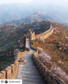 Aujourd'hui @elialocaedi nous emmène à la découverte de la Grande Muraille de Chine ! #VeryChic_hotels #Repost #Chine Hotels-live.com via https://www.instagram.com/p/BEvyPstquxB/ #Flickr