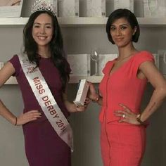 Combo of Neostrata & Skinade & the beautiful Miss Derby 2014