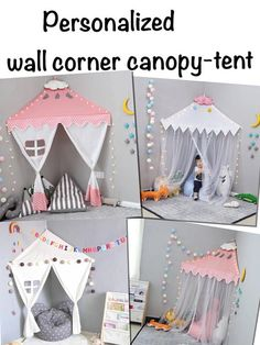 61 Ideas diy outdoor tent canopy lights for 2019 Twin Canopy Bed, Kids Canopy, Kids Tents, Bed Tent, Canopy Tent, Beach Canopy, Hotel Canopy, Fabric Canopy, Canopy Lights