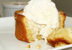Supposed to be just like the Butter Cake at California Pizza Kitchen!