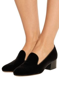 Chloé - Velvet Pumps - SALE20 at Checkout for an extra 20% off