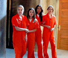 Pretty Little Liars ... welcome to the dollhouse
