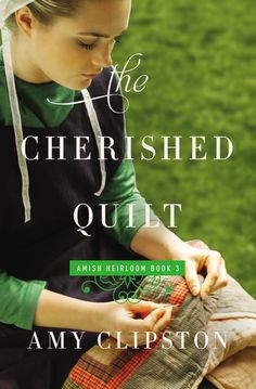 BookReview & ReadAnExcerpt The Cherished Quilt by Amy Clipston