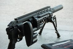McMillan CS5 rifle (Concealable Supressed Sniper System)