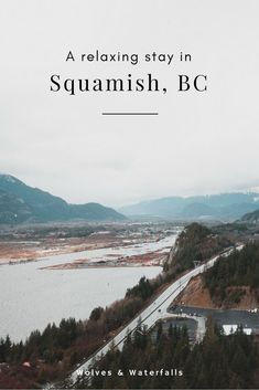 On a recent trip to Canada, I spent two nights at an Airbnb in Squamish and had an incredibly relaxing experience. Read about my stay here and get ideas on what to do in Squamish Vancouver Travel, Vancouver Island, Columbia Outdoor, Canada Destinations, Visit Canada, Canada Travel, Pacific Northwest, British Columbia, Cool Places To Visit