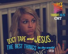 Party Down South - Thursdays at 10/9c on CMT! Jersey Shore for rednecks :)