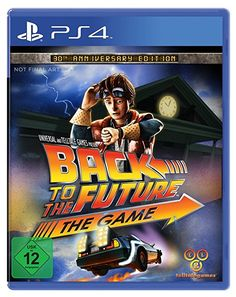 Six months after Back to the Future Part III, the DeLorean time machine mysteriously returns to Hill Valley – driverless! Marty McFly must once again go back in time, or else the space-time continuum will be forever unraveled! Games For Playstation 4, Video Games Xbox, Xbox 360 Games, Ps4 Video, Friday Video, The Wolf Among Us, Future Games, Marty Mcfly, It Movie Cast