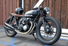 cafe racer with black tape - Buscar con Google