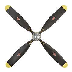 Replica 4-Blade WWII Propeller