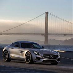 Mercedes Benz AMG GT Edition 1
