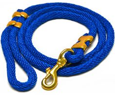 $29.99. Dog Rope 'CLASSIC' Leash.  Comes with brass connectors.  Can be ordered in 4', 5', 5', 8' or custom lengths.  Made in Canada.