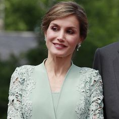 Doña Letizia peinado comunión Infanta Sofía